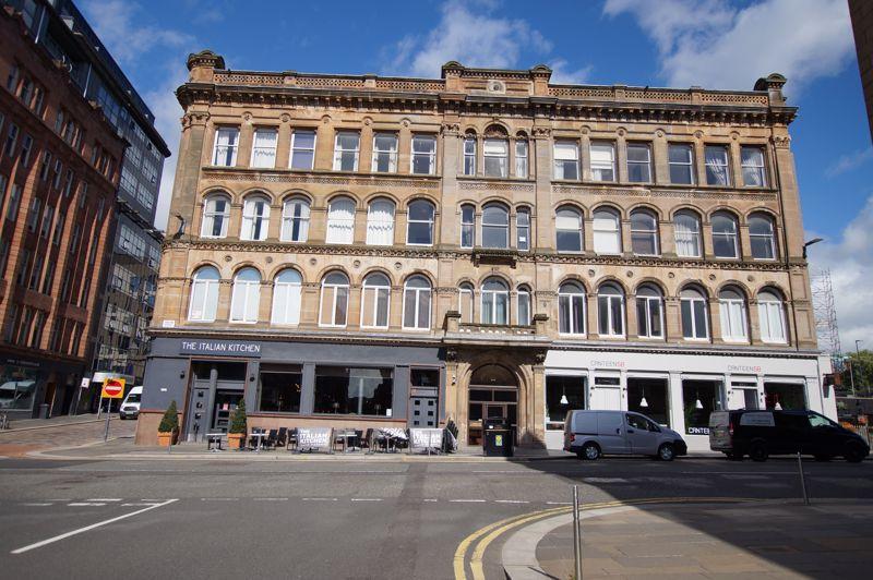 Albion Buildings, Ingram Street