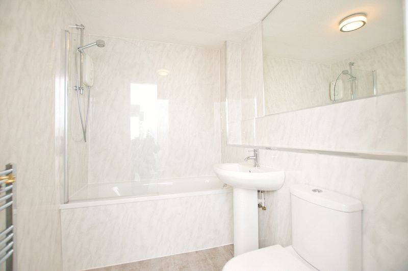 Large Family Bathroom With Shower