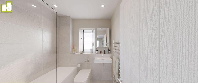 Typical Main Bathroom